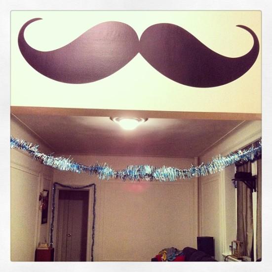mustachio for cashio