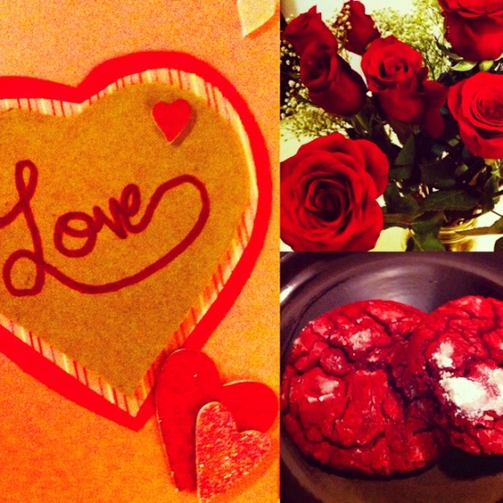 Valentine's Day via Fitful Focus