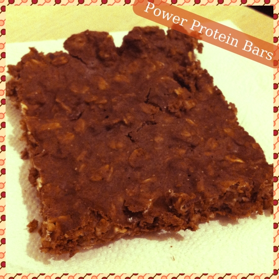 Power Protein Bars via Fitful Focus