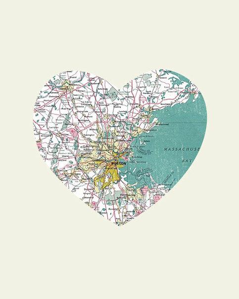 Boston Love via Fitful Focus
