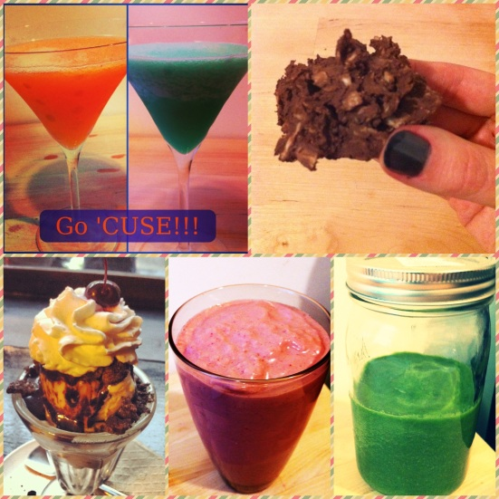 Smoothies and Sweets via Fitful Focus