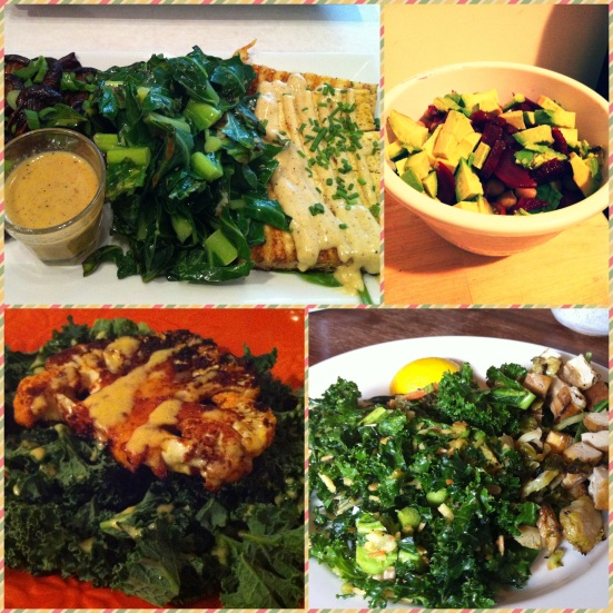 Salads and Such via Fitful Focus
