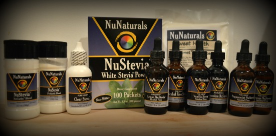 NuNaturals via Fitful Focus