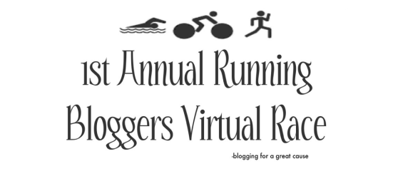 1st Annual Running Bloggers Virtual Race