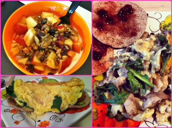 Weekly Eats #7 Breakfast Time via Fitful Focus