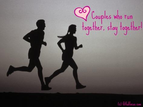 Couples who Run via Fitful Focus