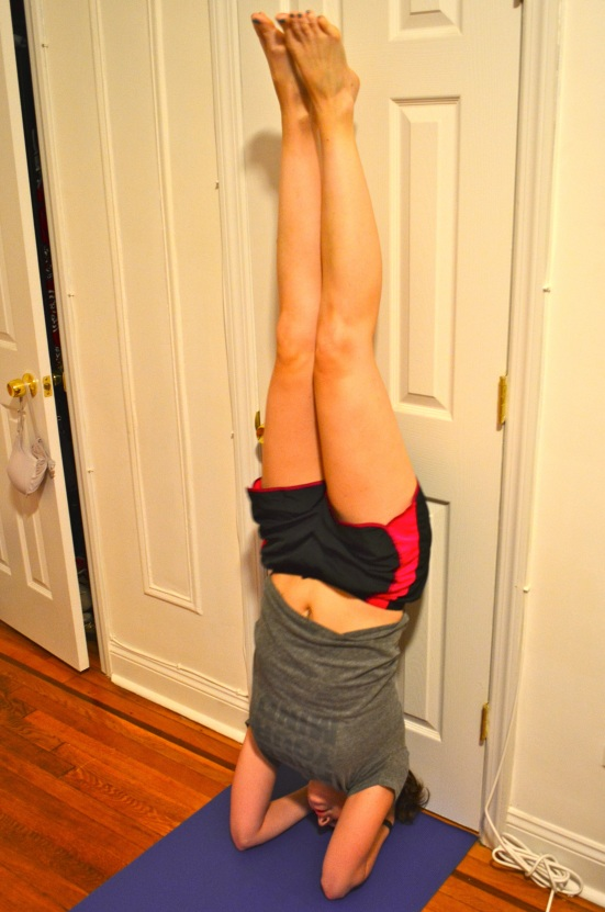 Head Stand!