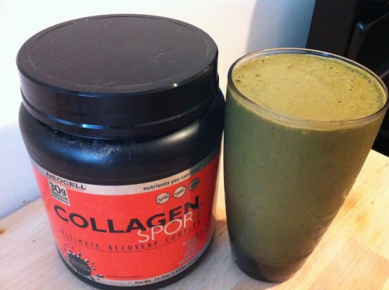 NeoCell Smoothie via Fitful Focus