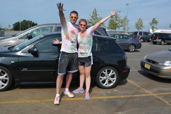 Color Me Rad Run