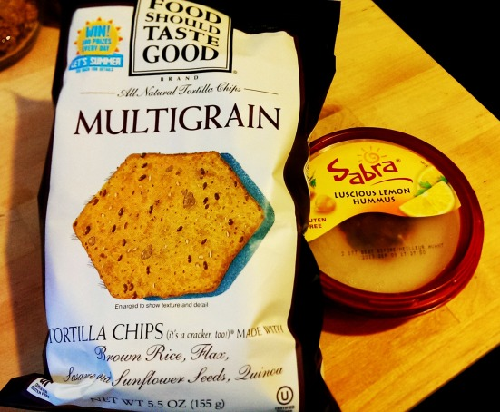 Food Should Taste Good via Fitful Focus3