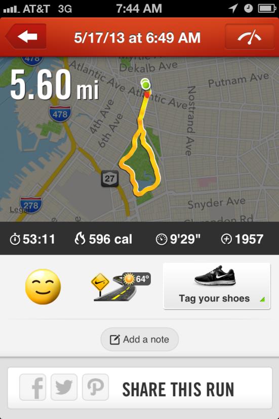 Prospect Park Run