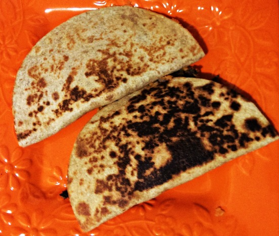 Sweet Chipotle Quesadillas via Fitful Focus3