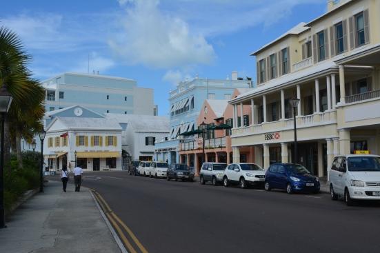 Hamilton, Bermuda via Fitful Focus