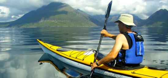 One Foot 2 Foot kayaking