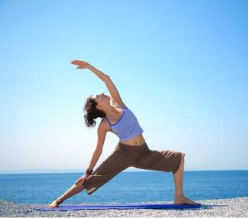One Foot 2 Foot yoga