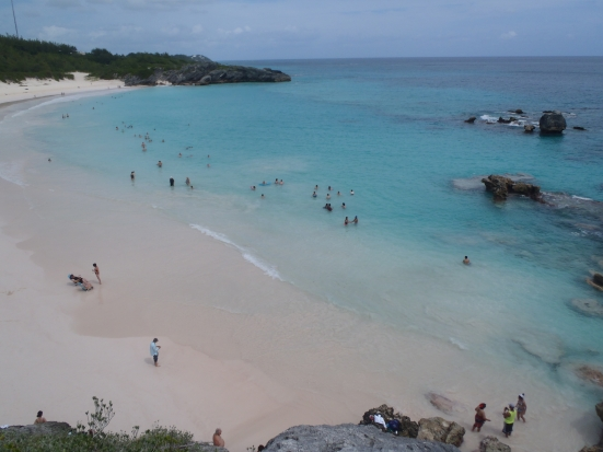 Bermuda Beaches via Fitful Focus