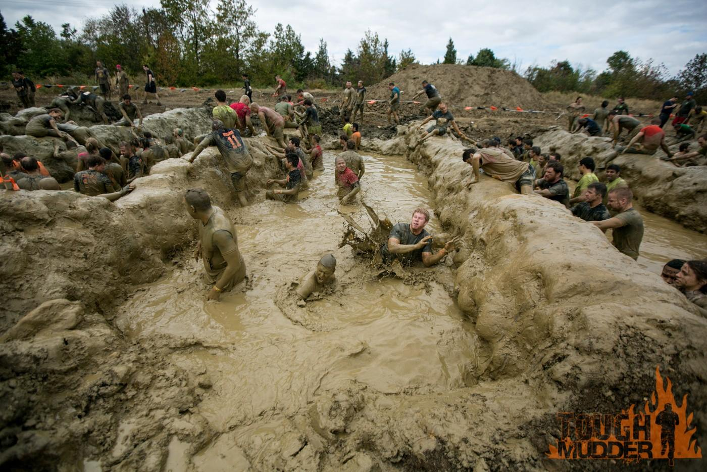 Mud Mile via Fitful Focus