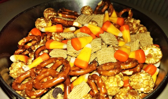 Candy Corn Crunch 2 via Fitful Focus