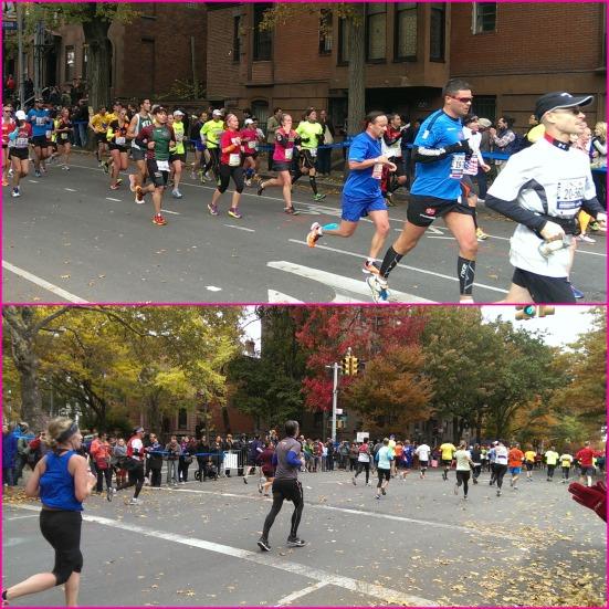 ING NYC Marathon via Fitful Focus