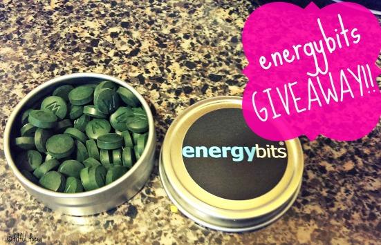 Energybits Giveaway via Fitful Focus
