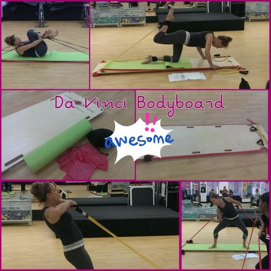 Da Vinci BodyBoard 3 via Fitful Focus